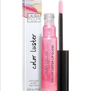 Laura Geller Color Luster Lip Gloss Pink sapphire